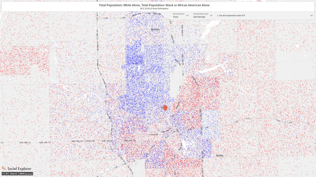 Flint_Dot_density